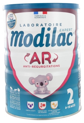 Modilac Expert Anti-Regurgitation 2 From 6 to 36 Months 800g