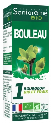 Santarome Bio Bouleau 30 ml