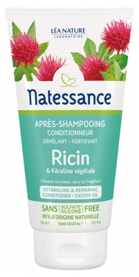 Natessance Conditioner Castor Oil 150ml
