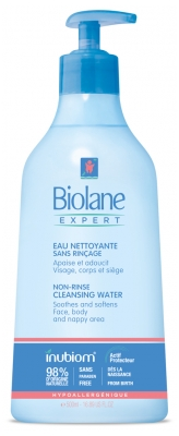 Biolane Expert Non-Rinse Cleansing Water 500ml