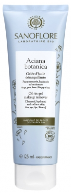 Sanoflore Aciana Botanica Make-up Remover Oil Jelly 125ml