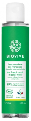 Biovive The French Touch Micellar Water Organic 150ml