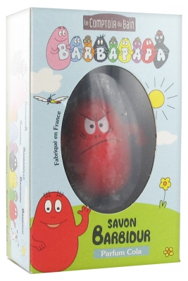 Le Comptoir du Bain Barbapapa Soap 87g - Fragrance: Cola