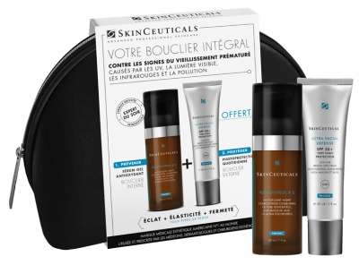 SkinCeuticals Prevent Resveratrol B E 30ml + Protect Ultra Facial Defense SPF 50+ 30ml Free