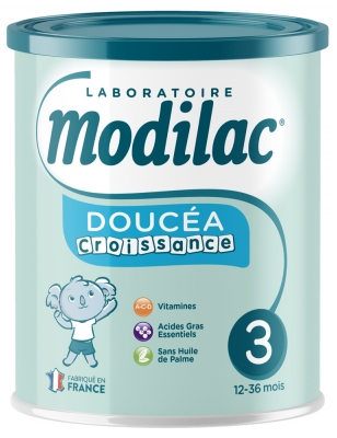 Modilac Expert Doucéa Growth 3 From 12 To 36 Months 800g