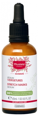 Mustela Maternité Sérum Vergetures Sans Parfum 45 ml