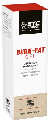 STC Nutrition Burn-Fat Gel 125 ml