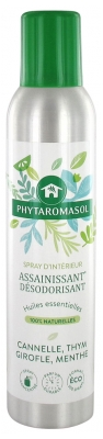 Phytaromasol Huiles Essentielles Cannelle Thym Girofle Menthe 250 ml