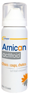 Arnican Actifroid Cracking Cold Gel 50ml