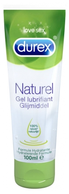 Durex Naturel Lubricant Gel 100ml