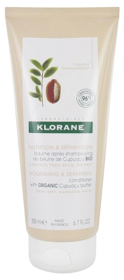 Klorane Nourishing and Repairing Conditioner with Organic Cupuaçu Butter 200ml