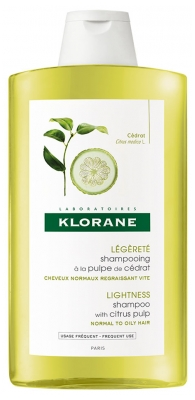 Klorane Shampoo with Citrus Pulp Lightness 400ml