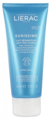 Lierac Sunissime Lait Réparateur Anti-Âge Global 100 ml