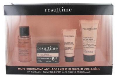 Resultime My Collagen Plumping Expert Anti-Ageing Program