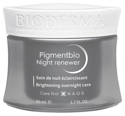 Bioderma Pigmentbio Night Renewer Brightening Overnight Care 50ml
