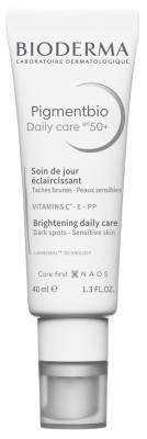 Bioderma Pigmentbio Daily Care SPF50+ Brightening daily care 40 ml