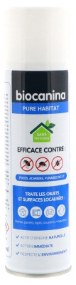 Biocanina Pure Habitat Spray Antiparasitaire 200 ml