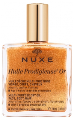 Nuxe Huile Prodigieuse Or Multi-Purpose Dry Oil 100ml