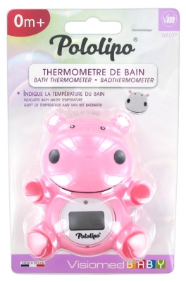 Visiomed Baby Pololipo Bath Thermometer 0 Month and +
