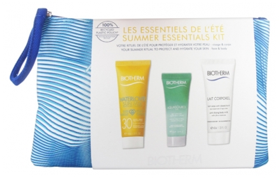 Biotherm Summer Essentials Kit