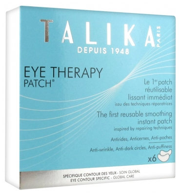 Talika Eye Therapy Patch 6 Paires