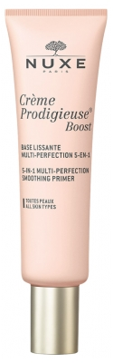 Nuxe Crème Prodigieuse Boost 5in1 Multi-Perfection Smoothing Primer 30 ml
