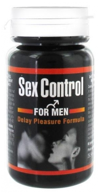 Nutri Expert Sex Control For Men Delay Pleasure Formula 60 Gélules