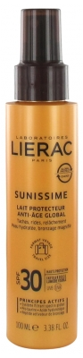 Lierac Sunissime Global Anti-Aging Protective Milk SPF 30 100 ml