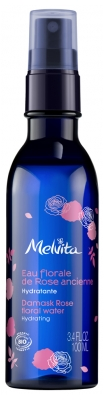 Melvita Organic Old Rose Floral Water 100 ml