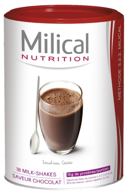 Milical High-Protein Milk-Shake 540g