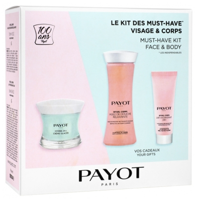 Payot Le Kit des Must-Have Visage & Corps