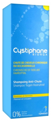 Bailleul-Biorga Cystiphane Anti-Hair Loss Shampoo 200ml
