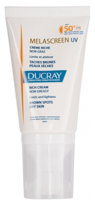 Ducray Melascreen UV Rich Cream SPF 50+ 40ml