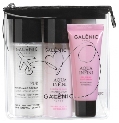 Galénic Travel Kit Ma Routine to Take Everywhere