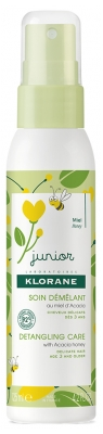 Klorane Junior Soin Démêlant Spray 125 ml