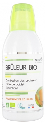 Nutrivie Brûleur Bio 500 ml