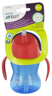 Avent Bendy Straw Cup 200 ml 9 Months and +