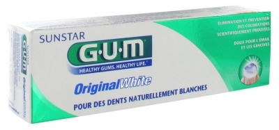 GUM Original White Toothpaste 75ml
