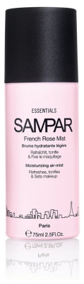 Sampar Essentials French Rose Mist Light Feuchtigkeitsnebel 75 ml
