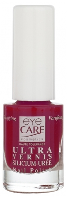 Eye Care Ultra Vernis Silicium Urée 4,7 ml - Couleur : 1542 : Rouge Éclat