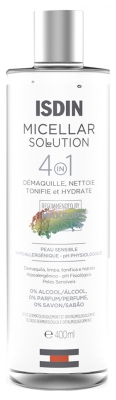 Isdin Solution Micellaire 4 en 1 400 ml