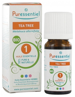 Puressentiel Essential Oil Tea Tree Bio 10ml
