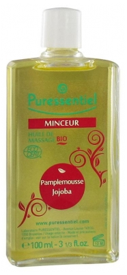 Puressentiel Slimness : Organic Massage Oil 100ml