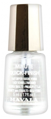 Mavala Minute Quick-Finish 5ml