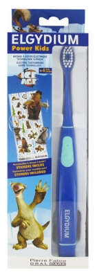 Elgydium Power Kids Electric Toothbrush 4 Years Old and +