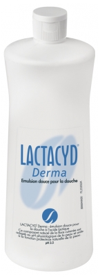 Lactacyd Derma Shower Emulsion 1 Litre