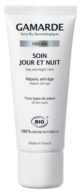 Gamarde Organic Près-Âge Day and Night Care 40ml