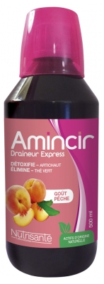 Nutrisanté Amincir Express Drainer Detoxifies and Eliminates 500ml