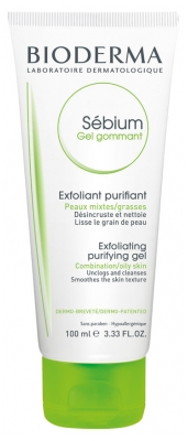 Bioderma Sébium Gel Gommant 100 ml