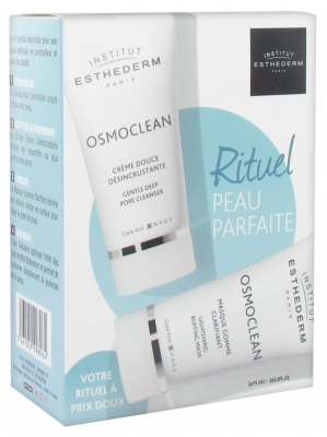 Institut Esthederm Osmoclean Duo Gentle Cream and Gum Mask Special Offer